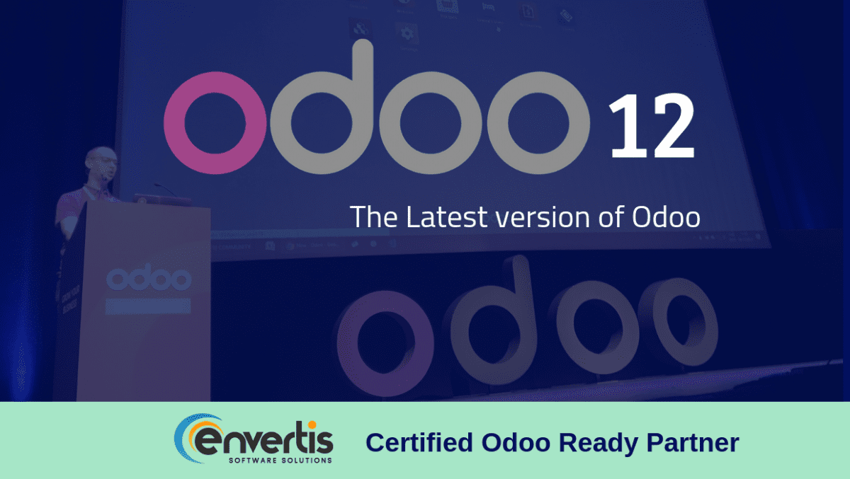 Odoo 12 Released: Let's Peek At Its All-new Features